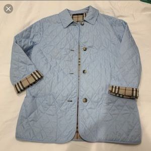 Coming soon!!!! Burberry quilted barn jacket